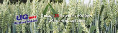 Nowa cena UGmax na 25 lecie